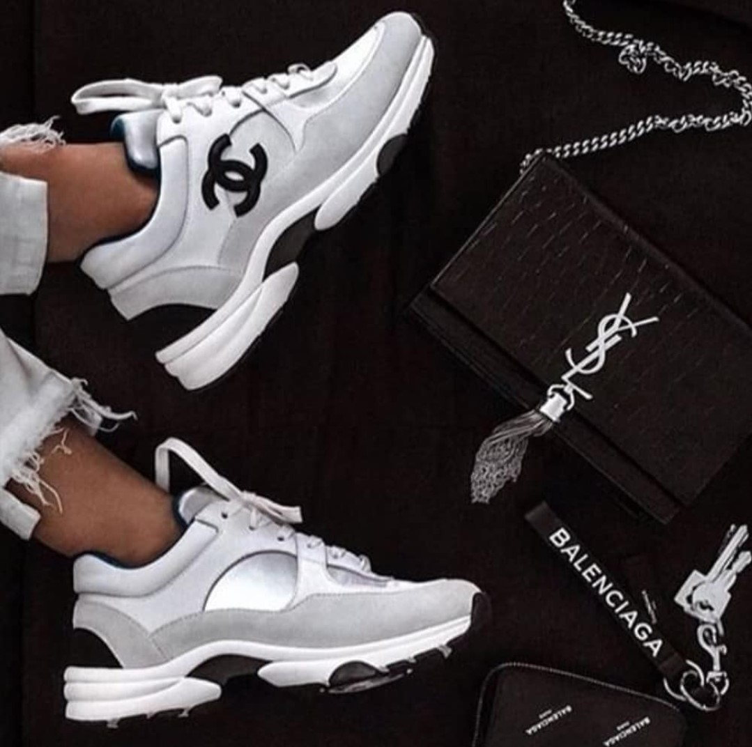 Chanel Sneakers Low Model – Basic with